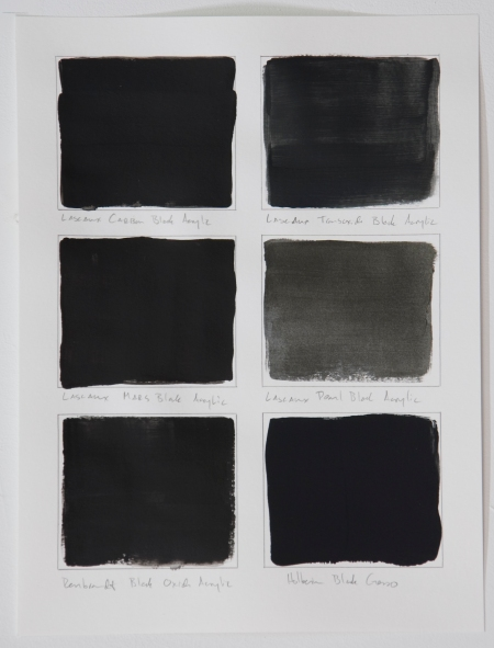 Vincent Como, Dark Continuum, Drawing Subscription, Black