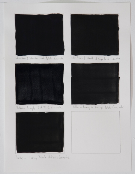 Vincent Como, Black Drawing Subscription, Dark Continuum